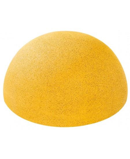 Mezza sfera in gomma Ø34,5