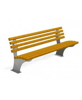 Panchina San Remo legno