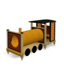 Locomotiva con plinti h855 mm