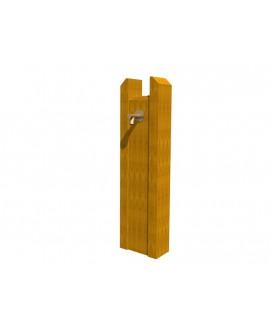Fontanella in legno