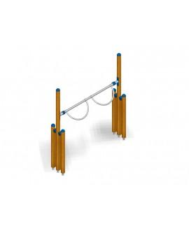 Pendolo con plinti h855mm