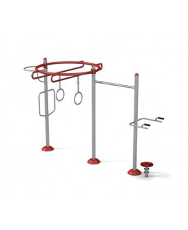 Doa  Gym System combinato