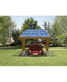 Autocover 1 posto per pannelli fotovoltaici