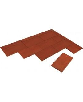 TLF-tile 100x50x4 rossa mt1,2 h max di caduta