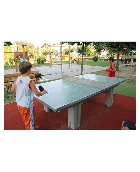 Tavolo da ping pong in cemento - TIMBER LAB S.r.l.