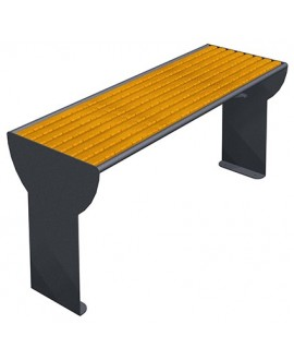 Tavolo Jesolo con piano in pino