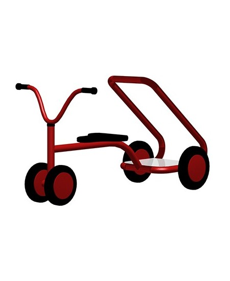 Quadriciclo  biga a spinta