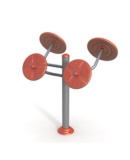 Doa Tai Chi Spinners