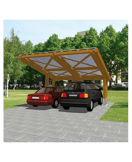 Autocover per pannelli fotovoltaici